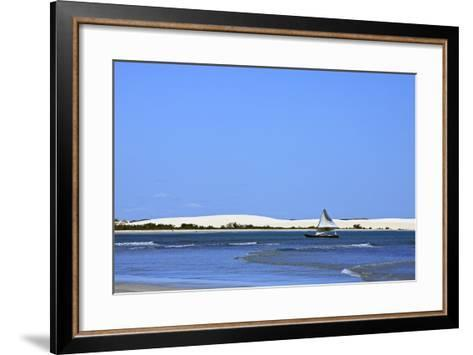 Jericoacoara-OSTILL-Framed Art Print
