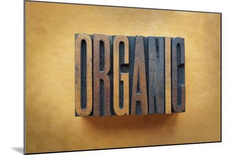 Organic-enterlinedesign-Mounted Photographic Print