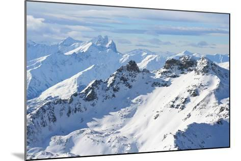 The Alps-M. Sutherland-Mounted Photographic Print