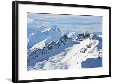 The Alps-M. Sutherland-Framed Art Print