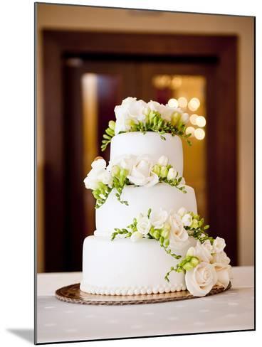 Wedding Cake-HalfPoint-Mounted Photographic Print