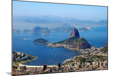 Sugar Loaf - Rio De Janeiro-BrunoFerreira-Mounted Photographic Print
