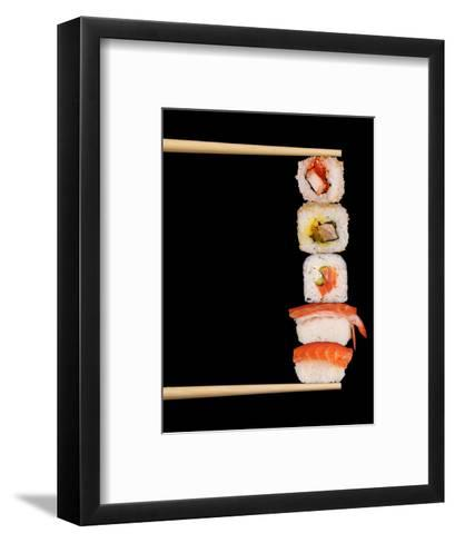 Maxi Sushi-Jag_cz-Framed Art Print