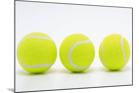 Tennis Balls-bao-Mounted Photographic Print