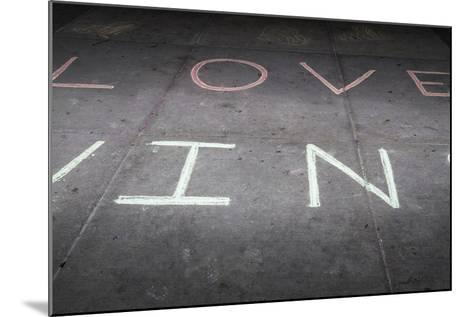 Love Wins-dendron-Mounted Photographic Print