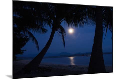 Moonlight on the Water-SerrNovik-Mounted Photographic Print