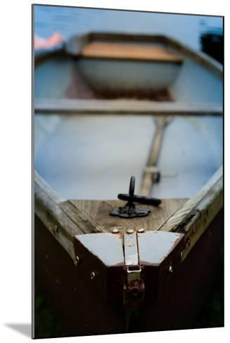 Old Rowing Boat-Mr Doomits-Mounted Photographic Print