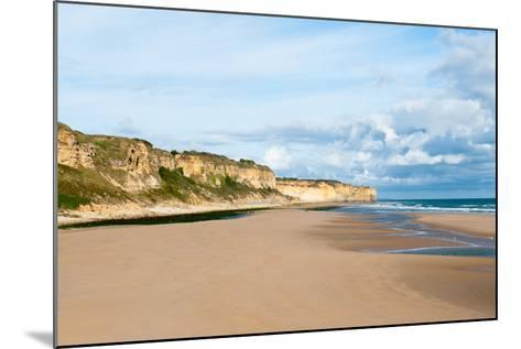 Omaha Beach , Normandy, France-Lemsip-Mounted Photographic Print