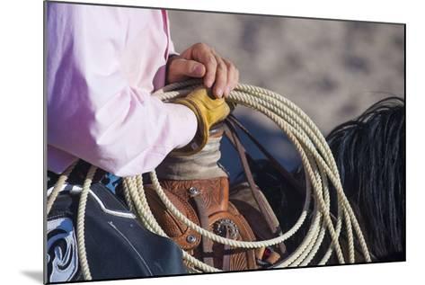 Cowboy-kobby_dagan-Mounted Photographic Print