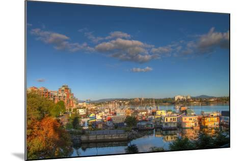 Victoria Bc Fisherman's Wharf-jpldesigns-Mounted Photographic Print