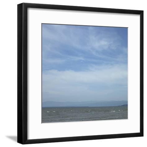 Seascape-mbudley-Framed Art Print