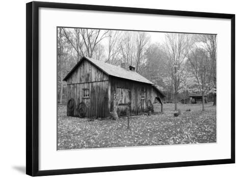 Historic Millbrook Village-Gary718-Framed Art Print