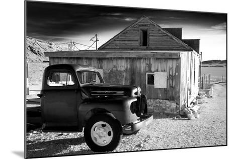Old Truck and General Store-Scott Prokop Photography-Mounted Photographic Print