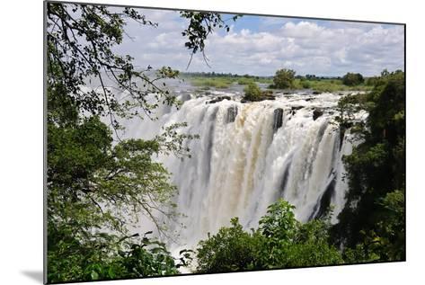 Victoria Falls, Zambezi River, Africa-Marc Scott-Parkin-Mounted Photographic Print