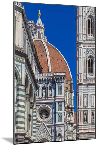 Details Cathedral Florence-CreativeNaturePhotography-Mounted Photographic Print