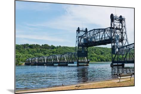 Lift Bridge-Hank Shiffman-Mounted Photographic Print