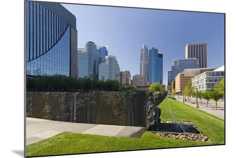 Downtown Minneapolis Skyline, Minnesota, USA-PhotoImages-Mounted Photographic Print