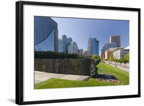 Downtown Minneapolis Skyline, Minnesota, USA-PhotoImages-Framed Art Print