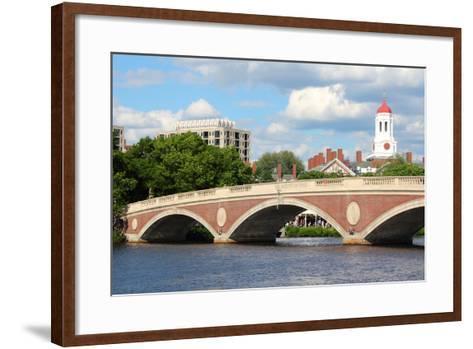 Harvard-Tupungato-Framed Art Print