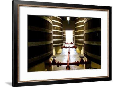 Whiskey Distillery-PerseoMedusa-Framed Art Print