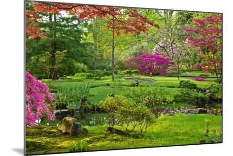 Japanese Garden-neirfy-Mounted Photographic Print
