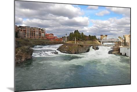 Spokane-bfoxfoto-Mounted Photographic Print