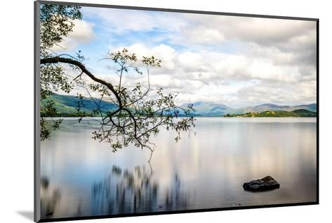 Loch Lomond, Scotland, UK-matthi-Mounted Photographic Print