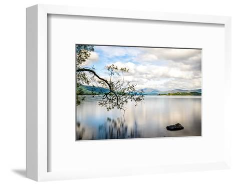 Loch Lomond, Scotland, UK-matthi-Framed Art Print