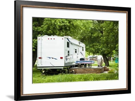 Recreational Vehicles-jimsphotos-Framed Art Print