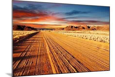 Kalahari Desert, Namibia-DmitryP-Mounted Photographic Print