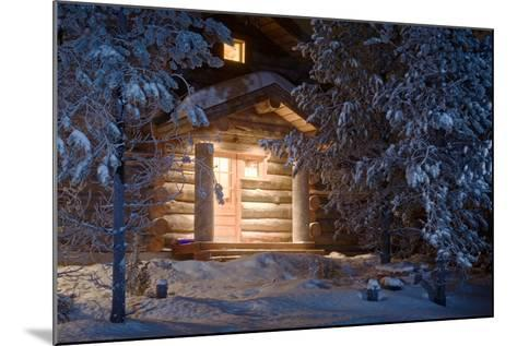 Forest Cottage-WildCat78-Mounted Photographic Print