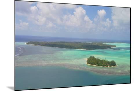 Bora Bora-Styve-Mounted Photographic Print