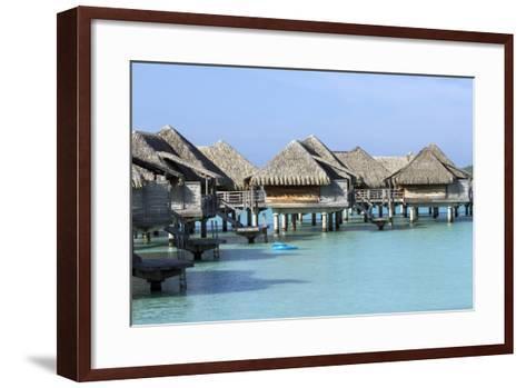 Bora Bora-GDVCOM-Framed Art Print