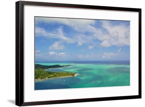 Bora Bora-Styve-Framed Art Print