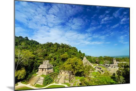 Palenque View-jkraft5-Mounted Photographic Print