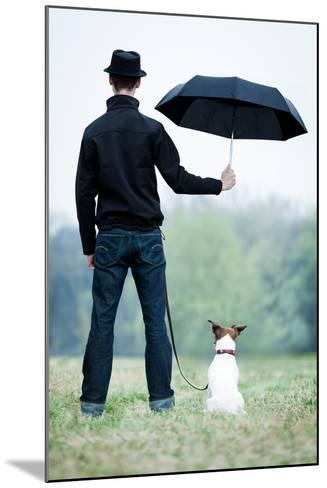 Best Friends-Javier Brosch-Mounted Photographic Print