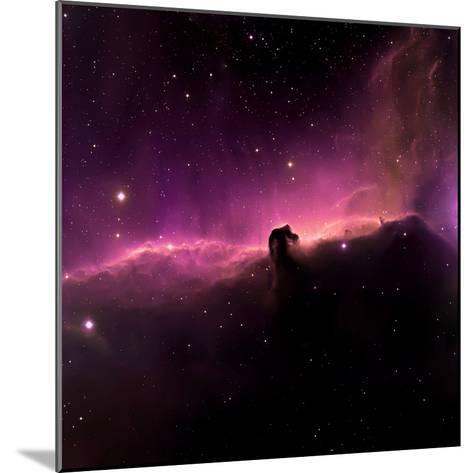 Horsehead Nebula-willmac-Mounted Photographic Print