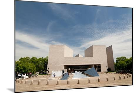 Modern Building--Us National Gallery of Art-jwblinn-Mounted Photographic Print