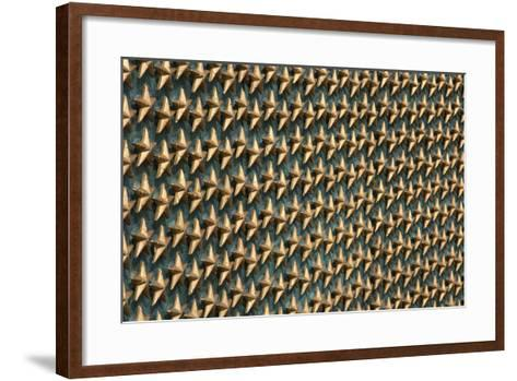 World War II Memorial, Washington DC-Zigi-Framed Art Print
