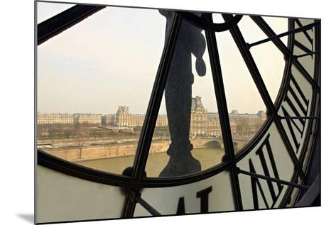 Clock-fotomem-Mounted Photographic Print