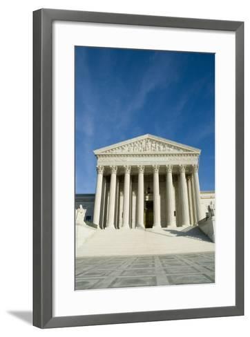 Us Supreme Court-MDpic-Framed Art Print