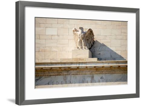 Federal Reserve Building-Tarch-Framed Art Print