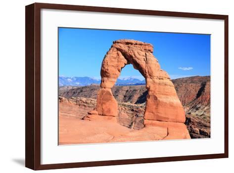 Delicate Arch-Tupungato-Framed Art Print