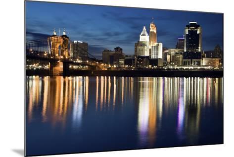 Cincinnati-benkrut-Mounted Photographic Print
