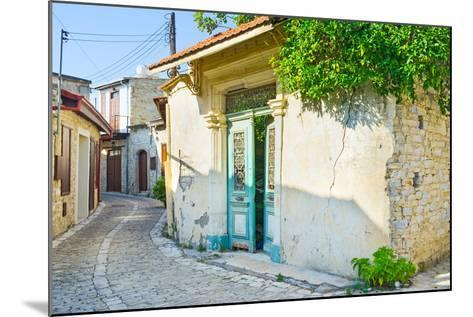 The Old Home-efesenko-Mounted Photographic Print
