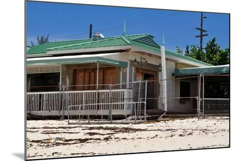 Abandoned Beach House-fernando2148-Mounted Photographic Print