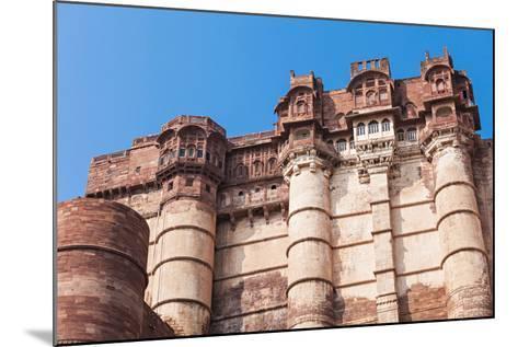 Mehrangarh Fort, Jodhpur-saiko3p-Mounted Photographic Print