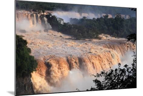 Igua?u National Park-Ralf Broskvar-Mounted Photographic Print