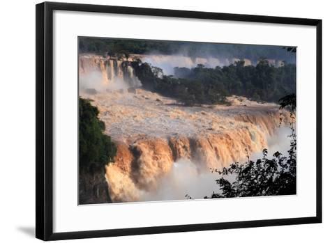 Igua?u National Park-Ralf Broskvar-Framed Art Print