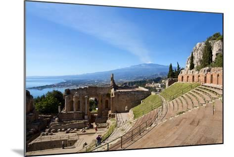 Taormina-lachris77-Mounted Photographic Print